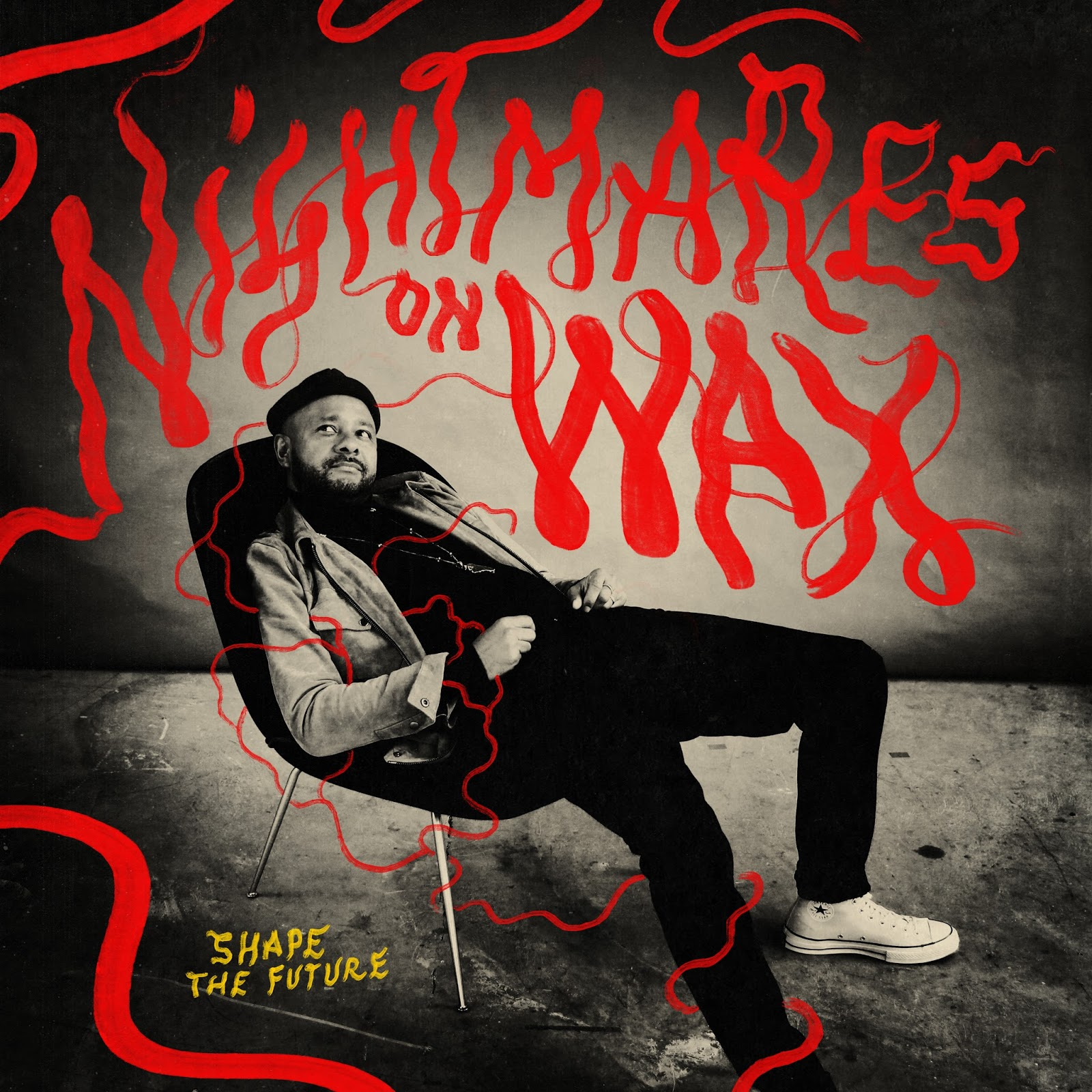 Nightmares On Wax - Shape The Future | Albumtipp, Musikvideo und das Mixtape zum Wochenende
