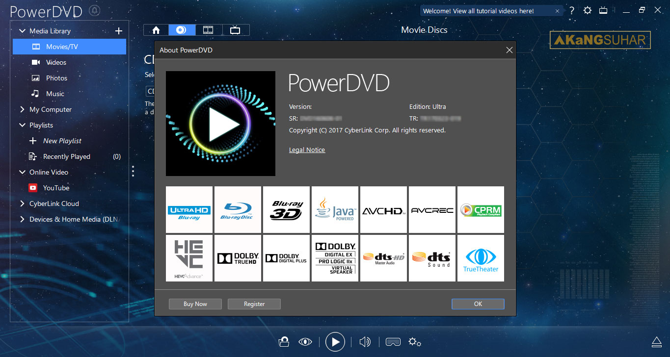 Download Cyberlink Powerdvd Ultra Full Latest Version, CyberLink PowerDVD Ultra License Key, CyberLink PowerDVD Ultra Plus Patch