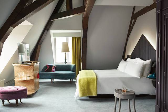 Hotel Pulitzer Amsterdam - quarto