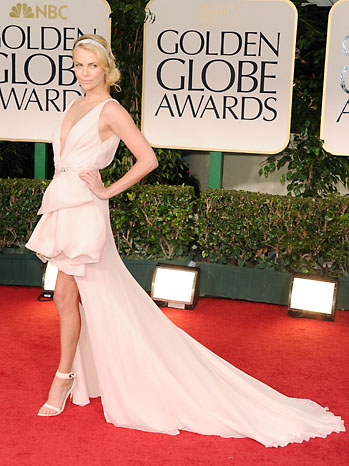 Golden GLOBES 2012: BEST Dressed according to moi*