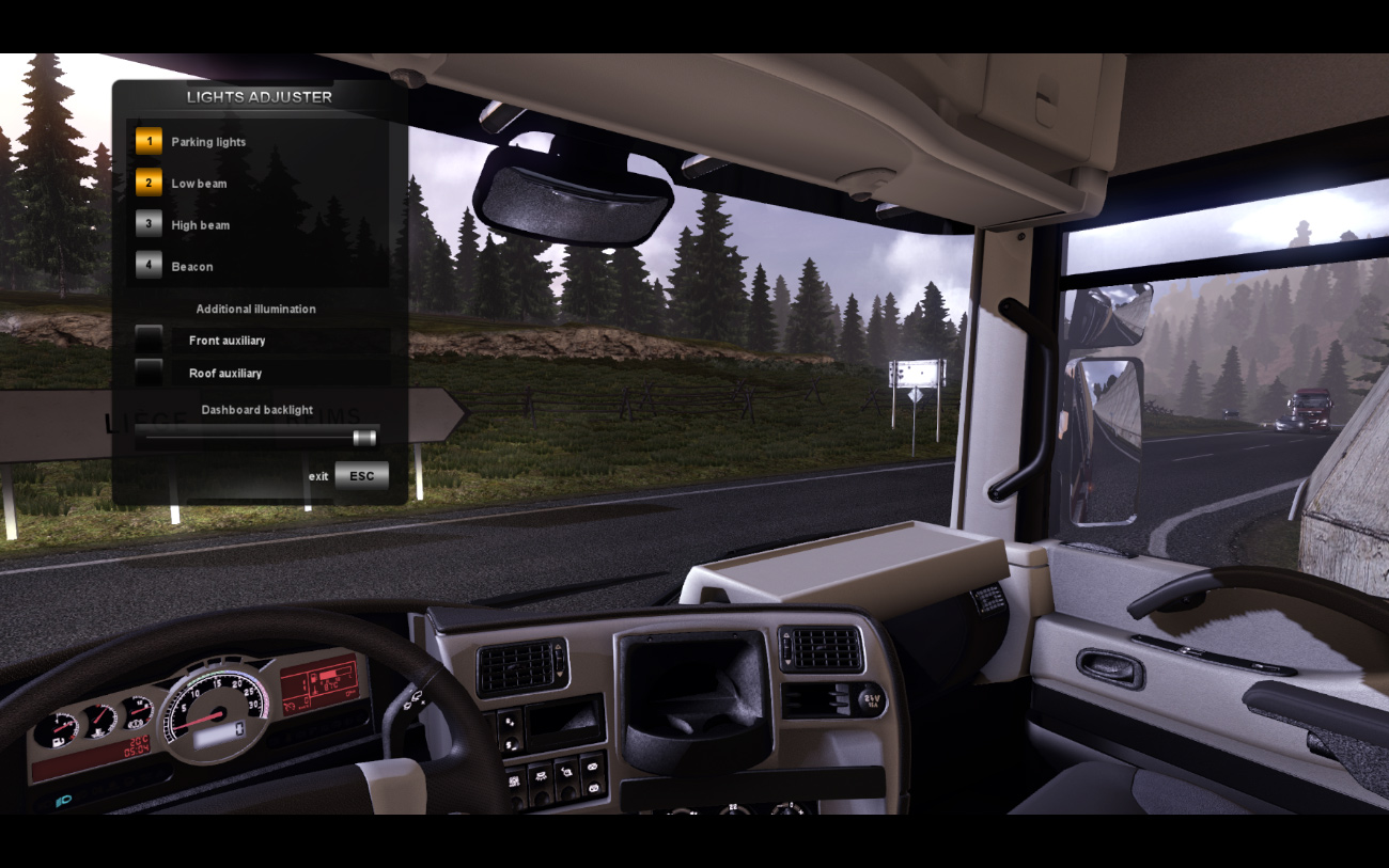 SCS Software's blog: Let there be Light!