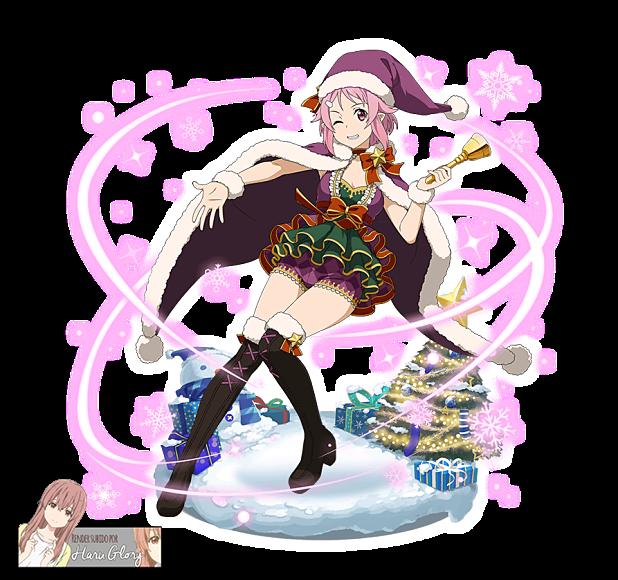 Lisbeth (Rika Shinozaki) 39 (navidad)