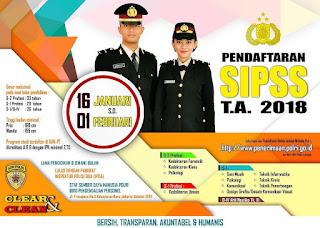 PENDAFTARAN PORI 2018 RESMI DIBUKA! Daftar yuk SIPSS Dulu