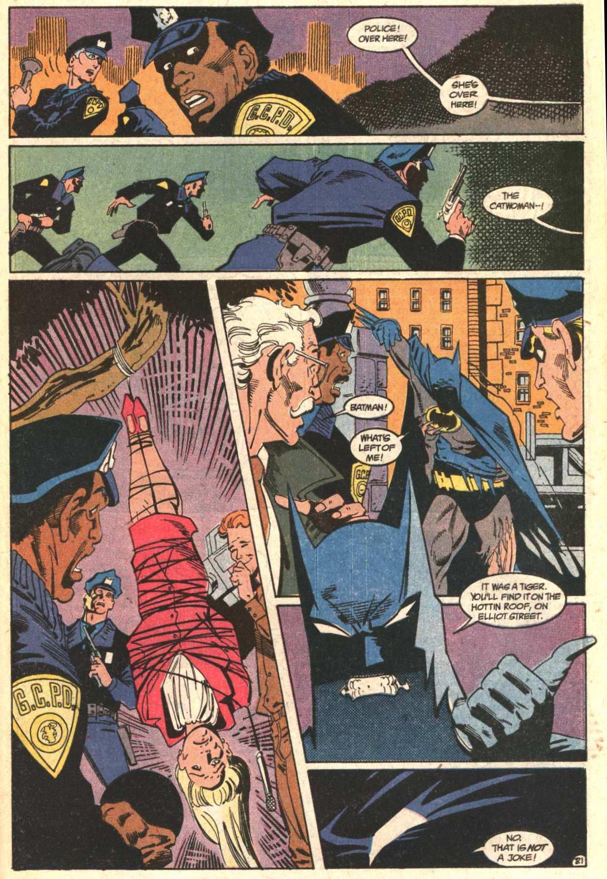 Detective Comics (1937) 612 Page 21