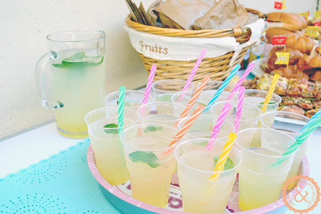 homade lemonade