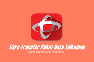 Cara Transfer Paket Data / Kuota Internet Telkomsel Terbaru 2019