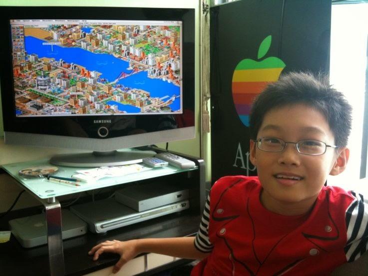 Bocah Jenius Yang Ahli Di Bidang Teknologi