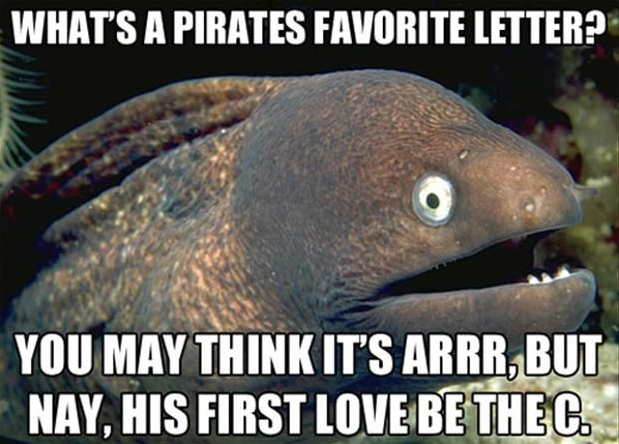 15 Best Pick Up Lines for Talk Like a Pirate Day