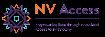 nuevo logotipo de NV Access