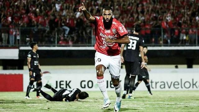Diincar Persib, Sylvano Comvalius : Selamat Tinggal Bali !