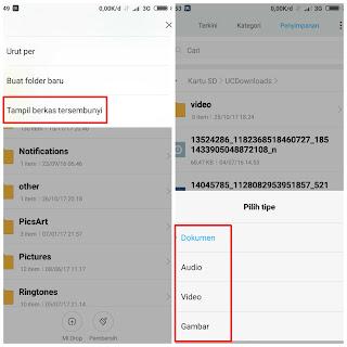 Cara Menyembunyikan Foto Dan Video Di Android Tanpa Aplikasi