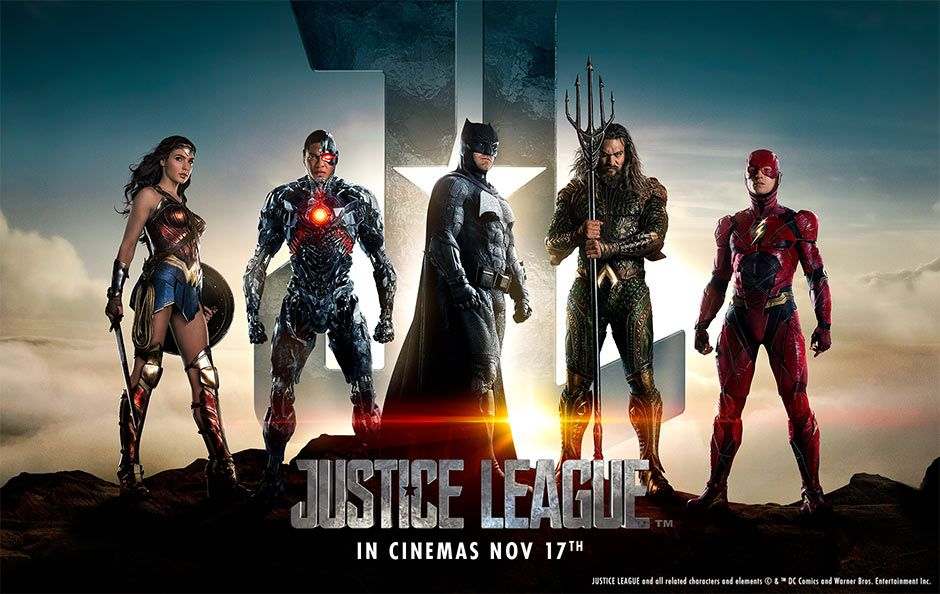 That\'s Christmas: Smooth shaving, Gillette and Justice League style