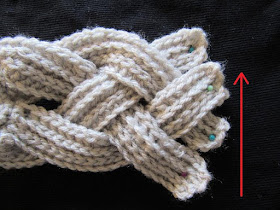 Double Layered Braided Cowl -Free Crochet Pattern with Video Tutorial