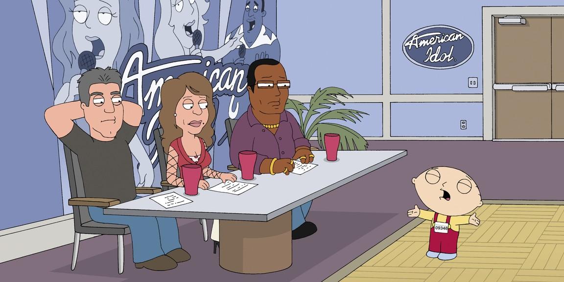 Family Guy - Season 6 Episode 5: Lois Kills Stewie (2)