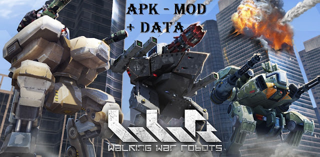 Download Walking War Robots Android Apk Mod Game