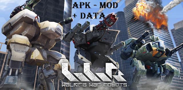 Download Walking War Robots Android Apk Mod Game