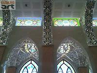 interior ornamen masjid