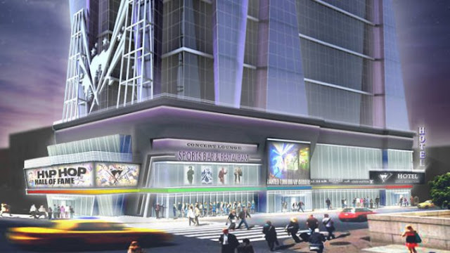 O museu oficial do HIP HOP poderá ser construído no bairro do Harlem até 2018.