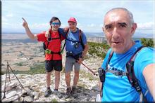 Sartzaleta Inferior mendiaren gailurra 1.055 m. - 2018ko uztailaren 28an