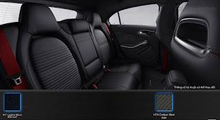 Nội thất Mercedes AMG A45 4MATIC 2018