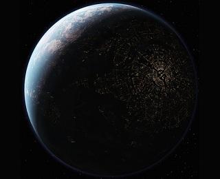 A Hosnian Prime bolygó