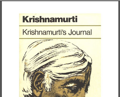 Jiddu Krishnamurti Journal(1973-75) Download eBook in PDF
