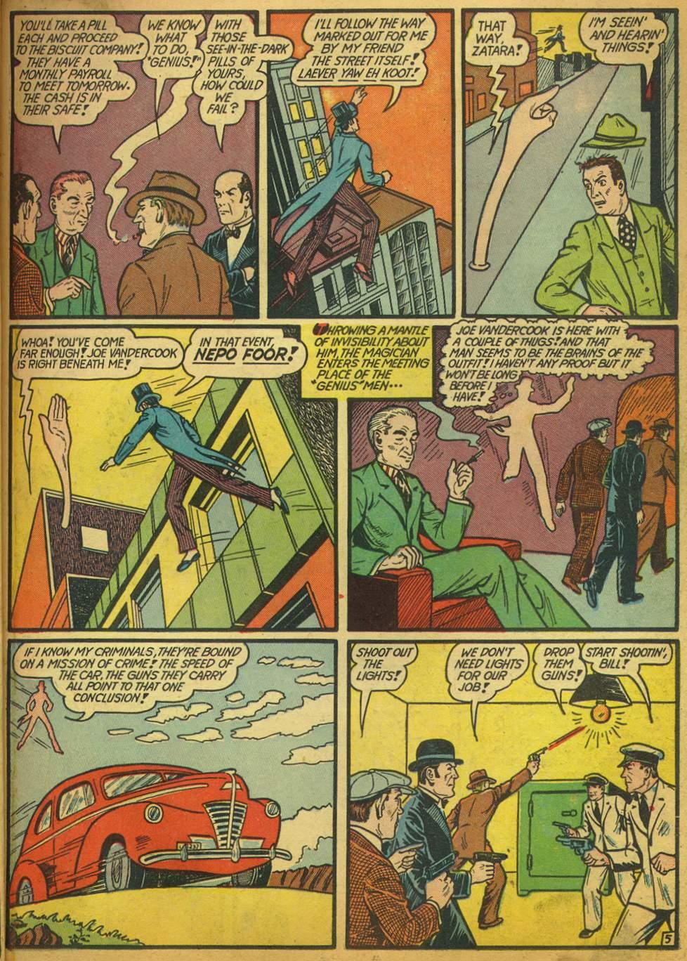 Read online World's Finest Comics comic -  Issue #6 - 21