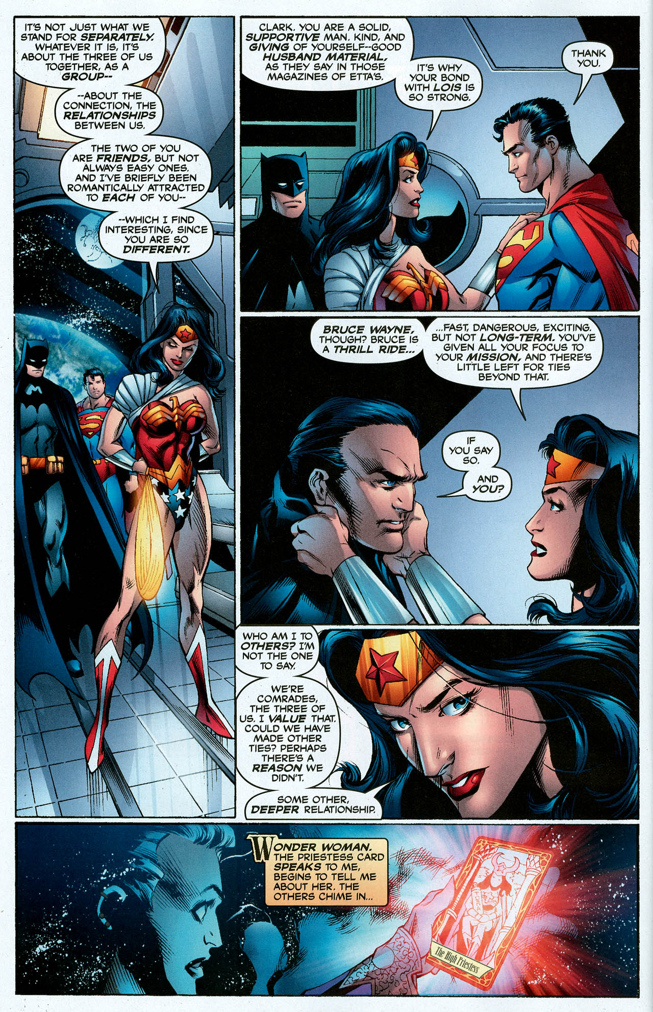Read online Trinity (2008) comic -  Issue #6 - 11