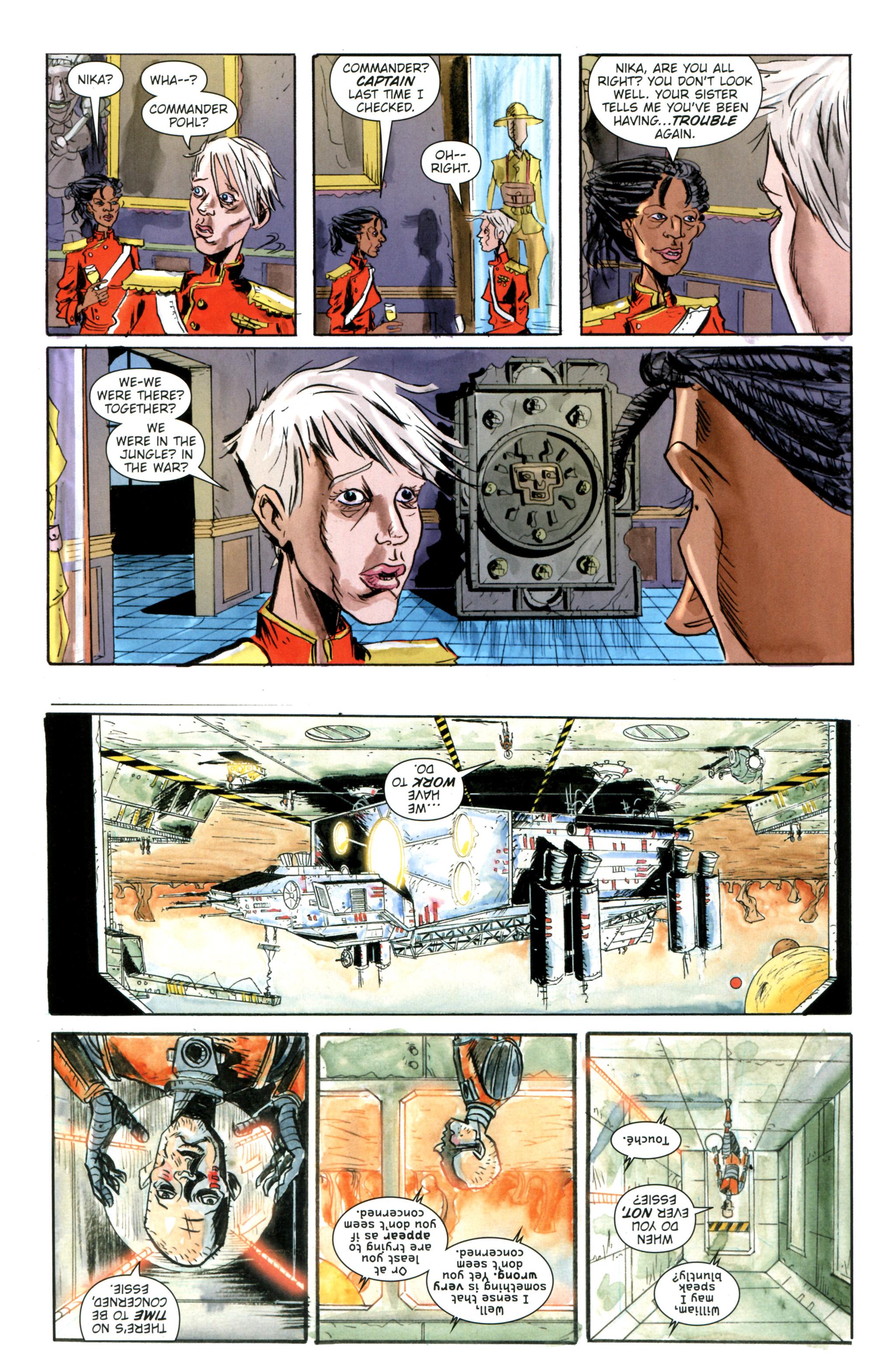 Read online Trillium comic -  Issue #5 - 12
