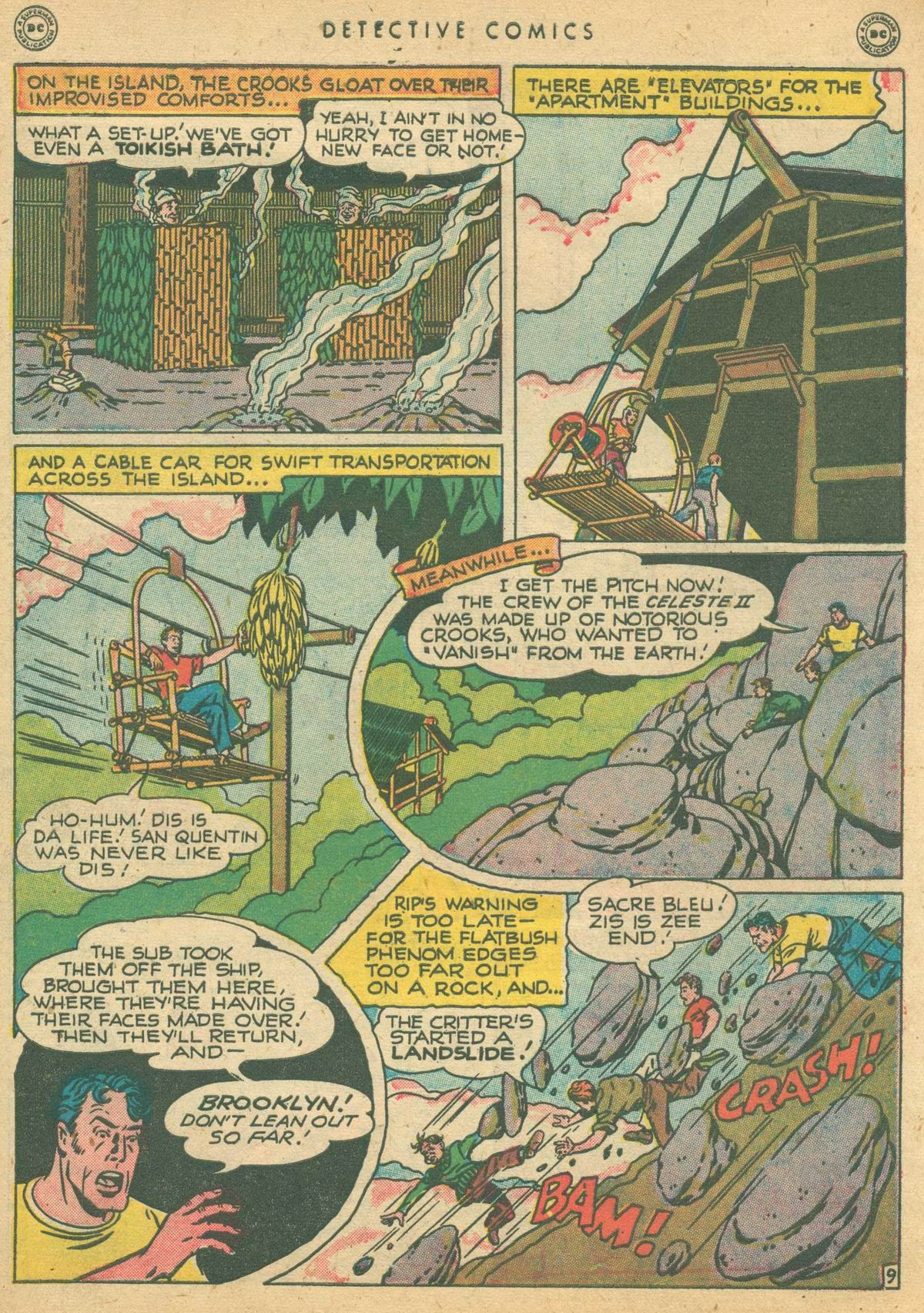 Detective Comics (1937) 138 Page 44