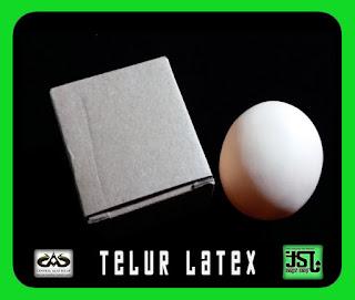 toko sulap jogja egg latex