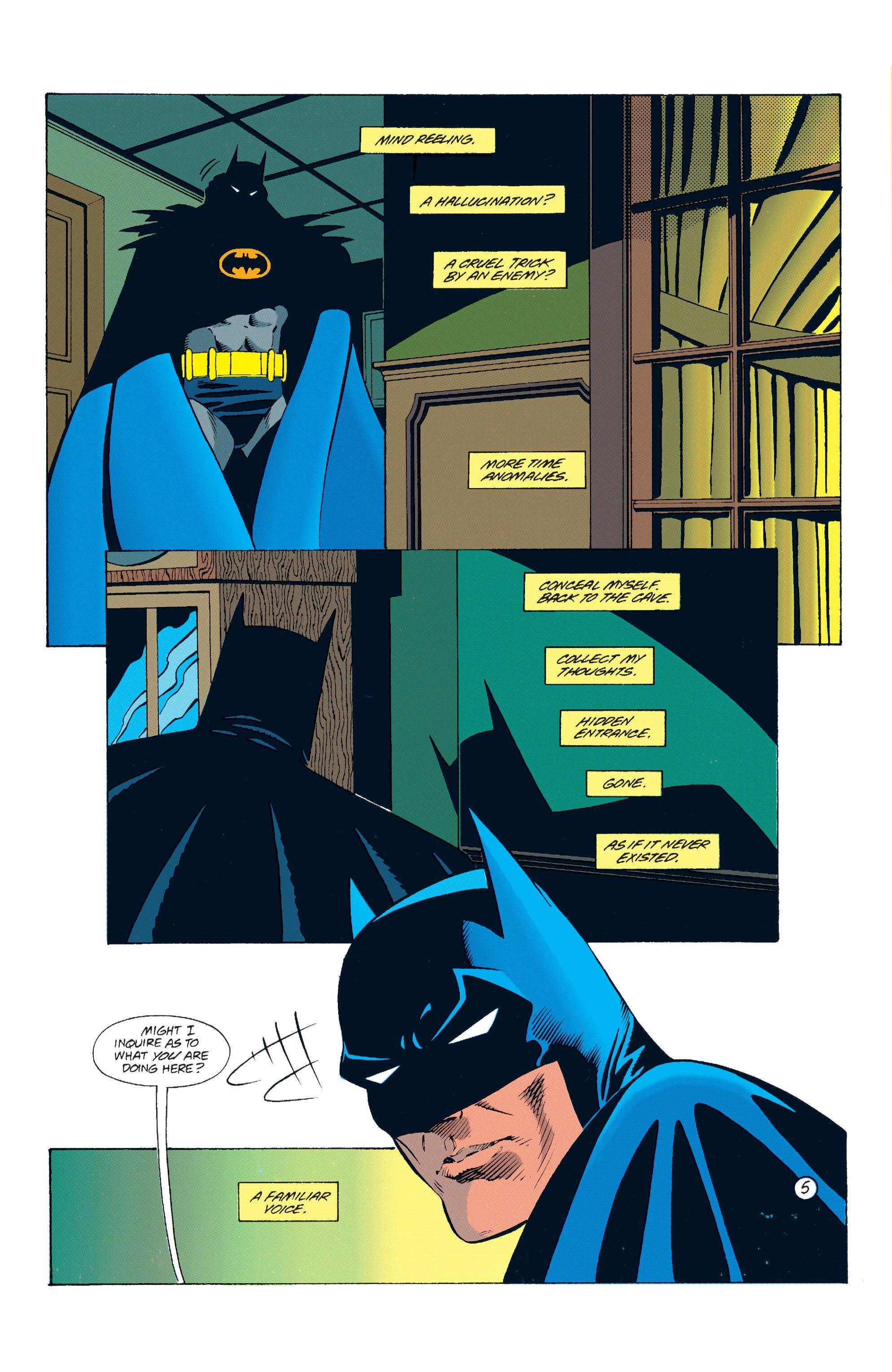 Detective Comics (1937) 678 Page 5
