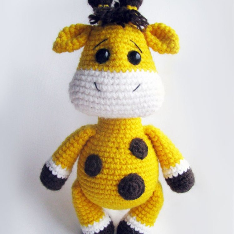 Molly Crochet Doll Pattern - Amigurumi | The WHOot | 750x750