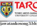 JAWATAN KOSONG TERBARU TAR UC TARIKH TUTUP 10 APRIL 2016