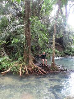 Spring water Narmada Lombok NTB