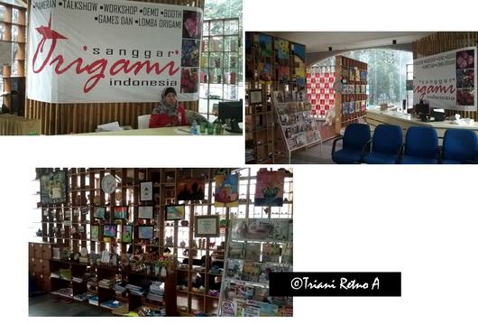 Belajar Origami di Bandung