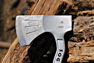 SOG axe head