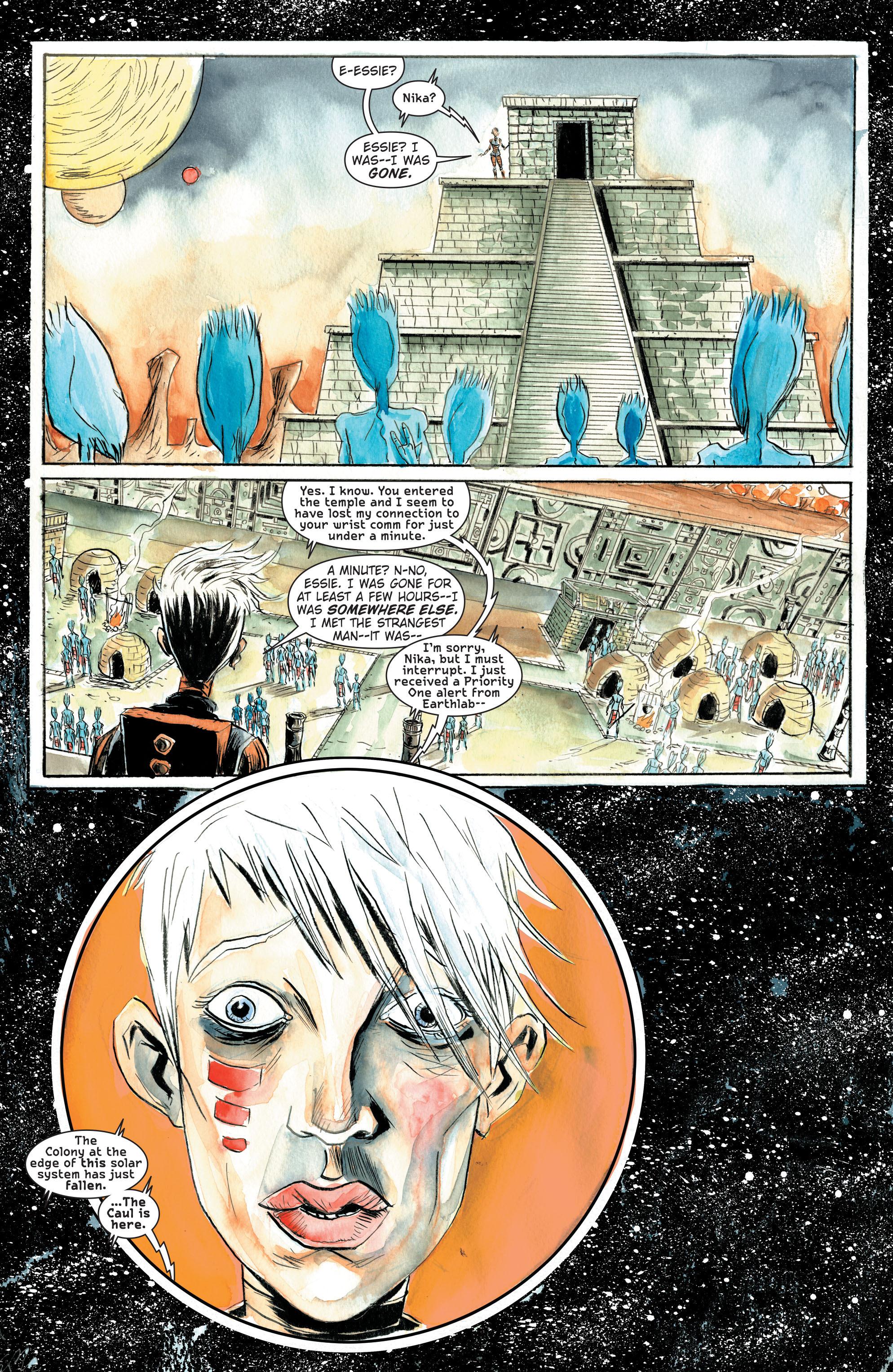 Read online Trillium comic -  Issue # TPB - 54