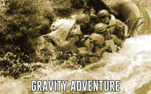 harga arung jeram pangalengan gravity