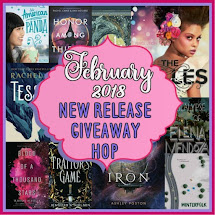 February New Release Giveaway Hop!