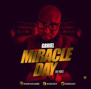 AUDIO + VIDEO: Gbriel - Miracle Day