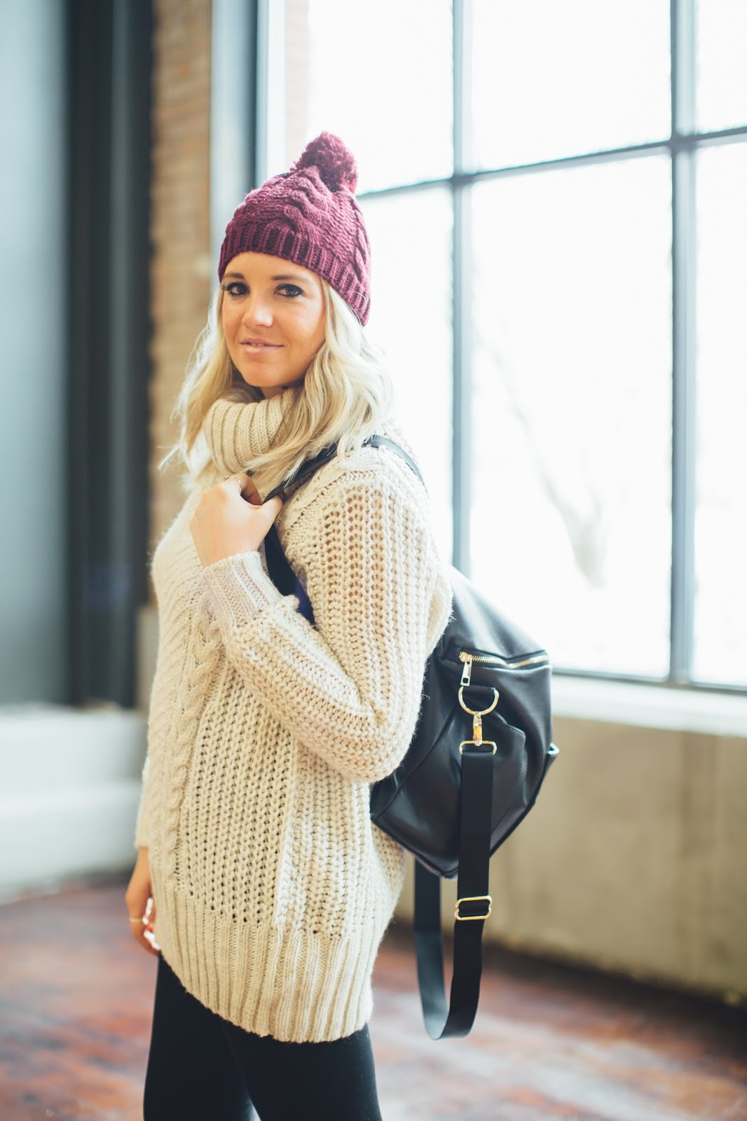 Fawn Design, Diaper Bag, Winter Outfit