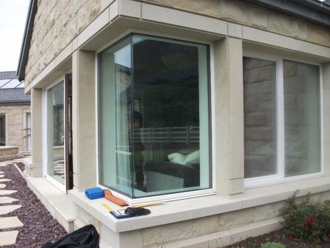 Model Rumah Minimalis Kaca Sudut Minimalisku Desain Menarik