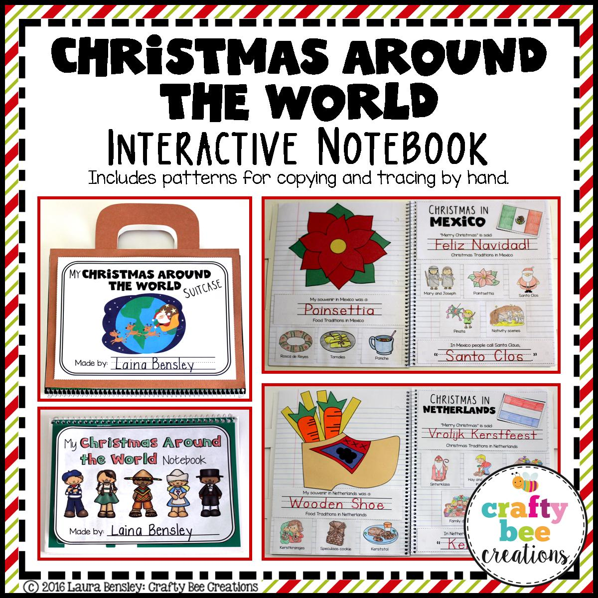 Crafty Bee Creations My First Interactive Notebook