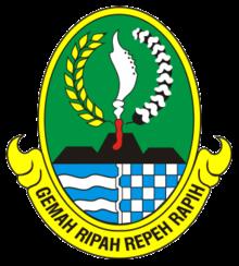 Lambang Logo Provinsi Jawa Barat Beserta Arti Dan Penjelasannya
