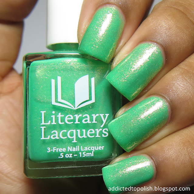 literary lacquers mopsy