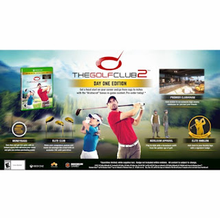 golf club 2 video game