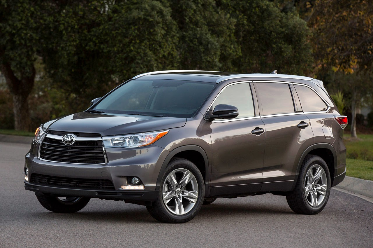 automotiveblogz 2014 toyota highlander first drive photos. Black Bedroom Furniture Sets. Home Design Ideas