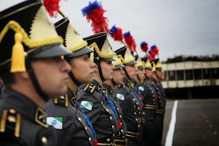 Quantas vagas vão ter este ano para o curso de formação de oficiais no paranpa Policia Militar