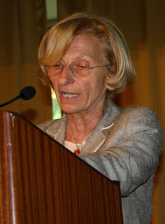 Radical politician Emma Bonino